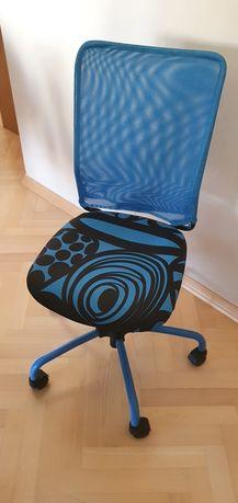 Krzesło obrotowe Ikea dla dziecka