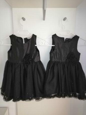 Sukienki hm dla bliźniaczek śliczne!