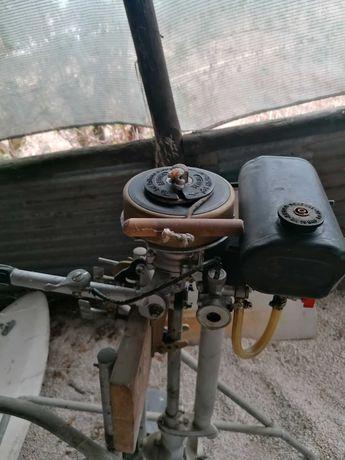 motor de barco lister classico