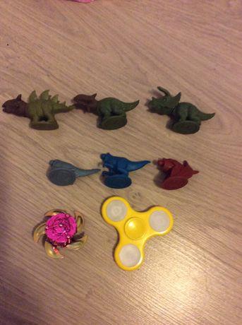 Игрушки для мальчиков динозавры