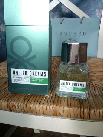 United Colors of Benetton United Dreams Be Strong 60 ml туалетная вода