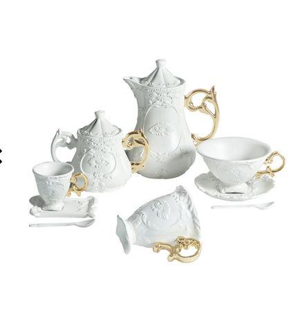 Seletti i wares 1x czajnik 2x kawa 2 x herbata