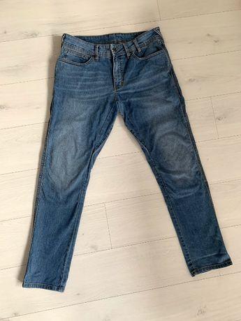 Spodnie jeansy motocyklowe REV'IT! BRENTWOOD SF 32/32 z ochraniaczami