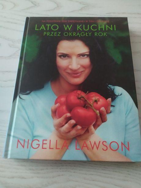 """""""Lato w kuchni przez okrągły rok"""" Nigella Lawson"""