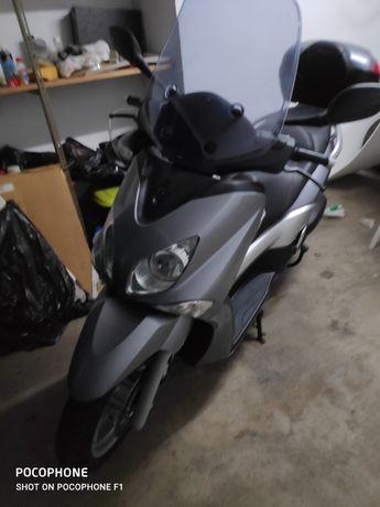 Yamaha X-City 125cc com apenas 2000kms