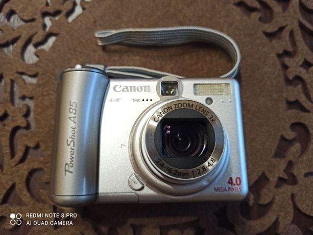 Canon PowerShot A85 uszkodzony