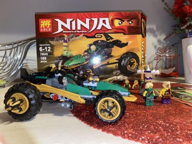 Klocki lele 79040 ninja