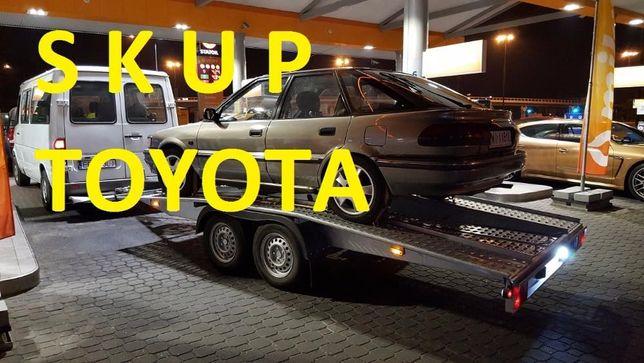 SKUP** TOYOTA HIACE ***HILUX Yaris Dyna Corolla Skup Mercedes Sprinter