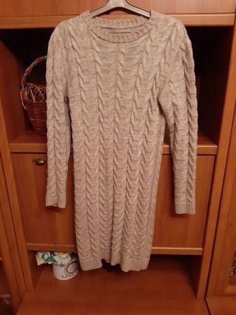 Тепле плаття, в'язка