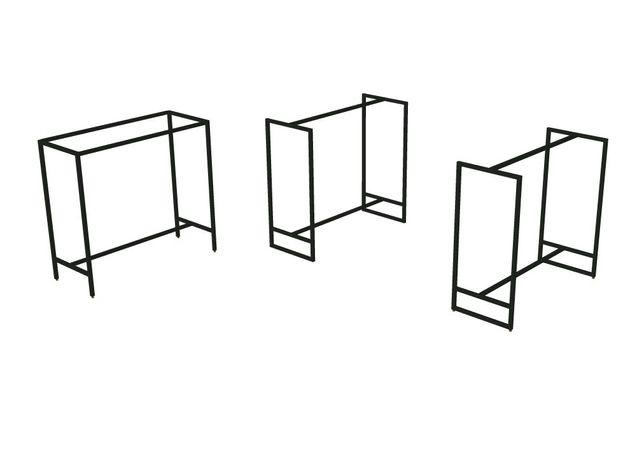 Стол и стулья из профильной трубы недорого