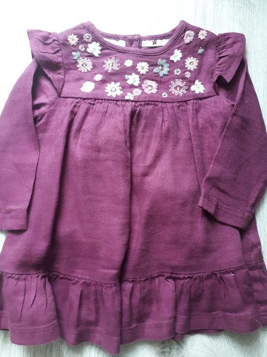 Sukienka dla dziewczynki stan idealny Siemianowice Śląskie - image 1