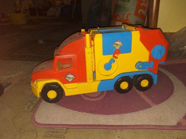 Sprzedam zabawke ciężarówka