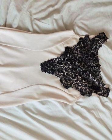 Sukienka, raz ubrana do sesji, rozmiar S