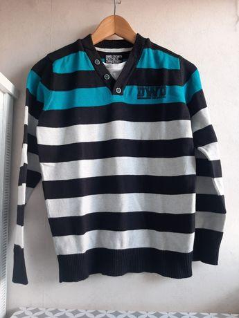 Sweterek dla chłopca r. 146