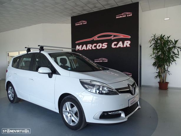 Renault Grand Scénic 1.5 dCi Expression SS