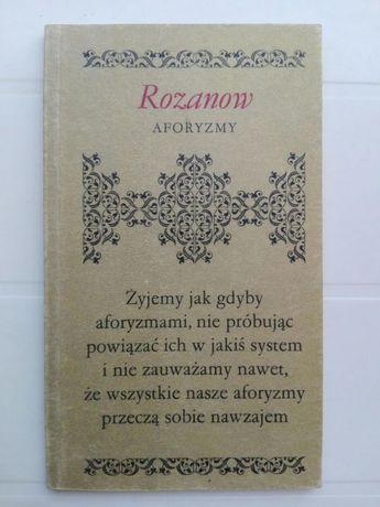 Rozanow - Aforyzmy