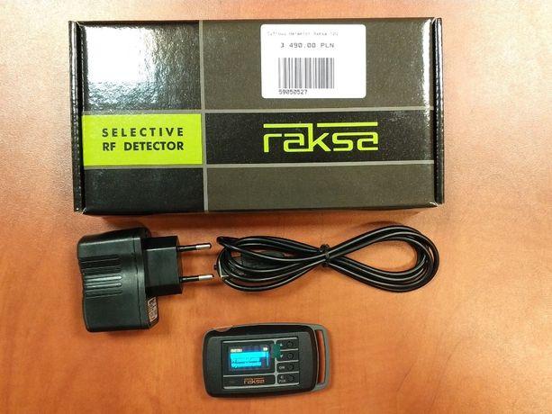 wykrywacz kamer, podsłuchów GSM, lokalizatorów GPS