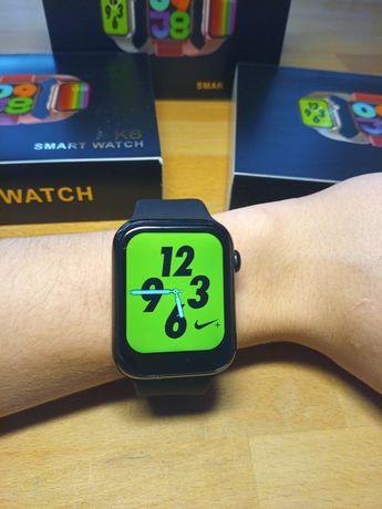 Смарт часы IWO 15 (K8) black