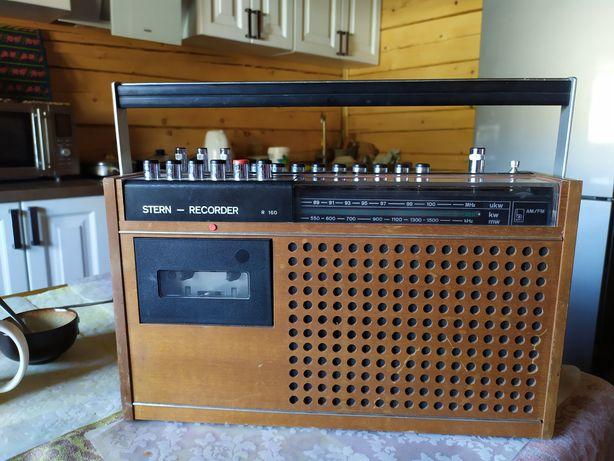 радио магнитола Stern recorder r160