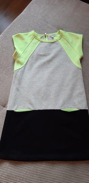 Dresowa sukieneczka dziewczęca Reserved 146 cm