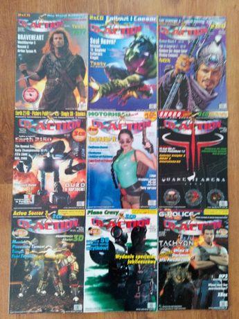 Czasopismo CD-Action z lat 99-16