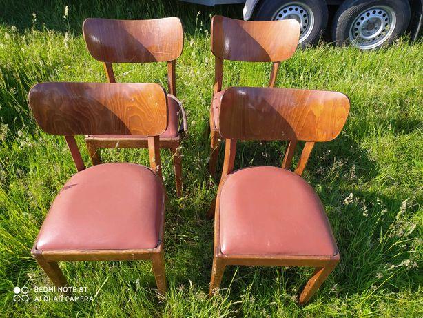 Krzesla art deco oryginalne antyk wysylka