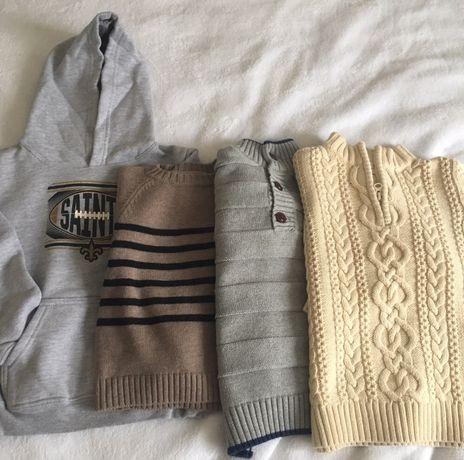 Кофта, свитер на мальчика, для хлопчика, худі, свитшот