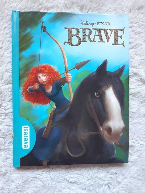 Livro Brave Indomável