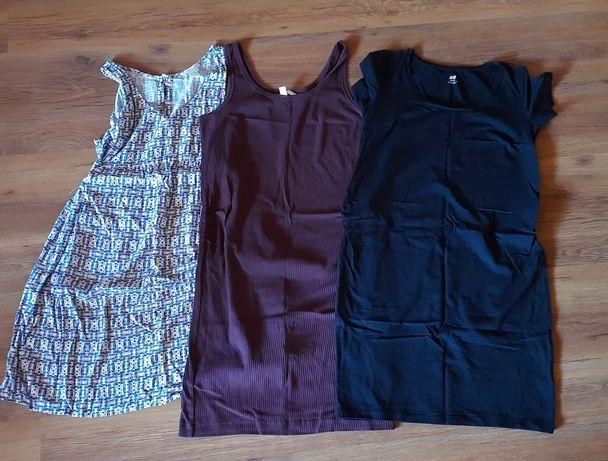 Ubrania ciążowe h&m i c&a 16 sztuk!