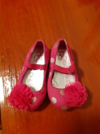 Нарядные туфельки для девочки 12,5 см по стельке