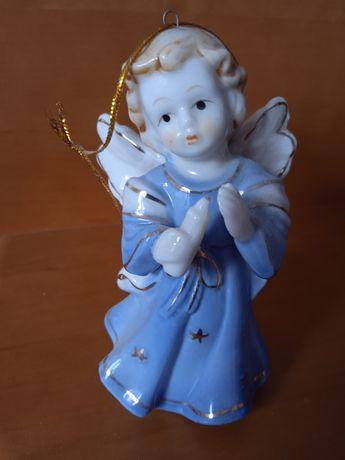 Niebieski aniołek dzwoneczek