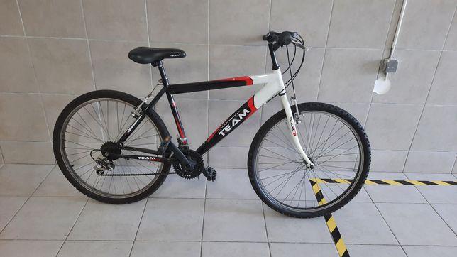 Vendo Bicicleta da marca Team roda 26.