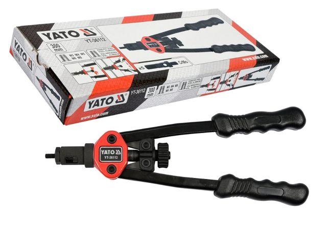 Заклепочник для резьбовых заклёпок Yato YT-36112 Польща! Оригинал!