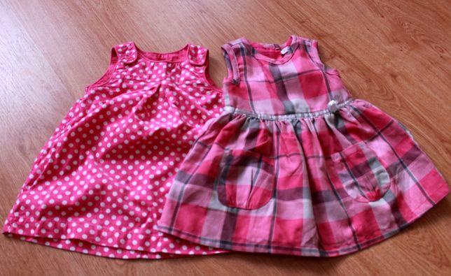 sukienki roz. 80