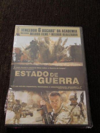 """Filme DVD """"Estado de Guerra"""""""