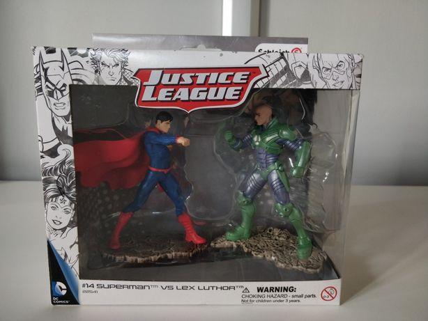 Figurki firmy Schleich 22541 Justice League Superman vs Lex Luthor