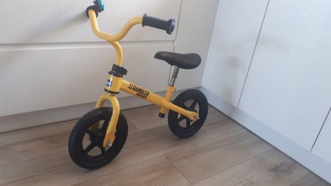 Rowerek biegowy Chicco Ducati żółty