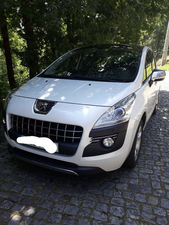 Peugeot 3008 1.6hdi sport 112cv