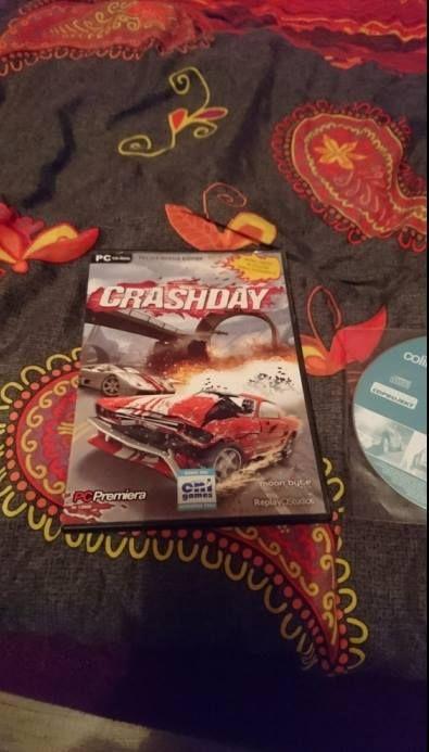 Gra Crashday PC wyścigi wrc colin mcrae rally Ochaby Małe - image 1