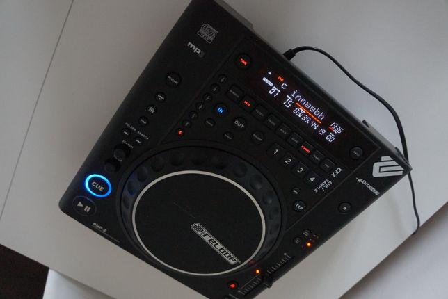 Reloop RMP-2 odtwarzacz CD/MP3 dla DJ'a