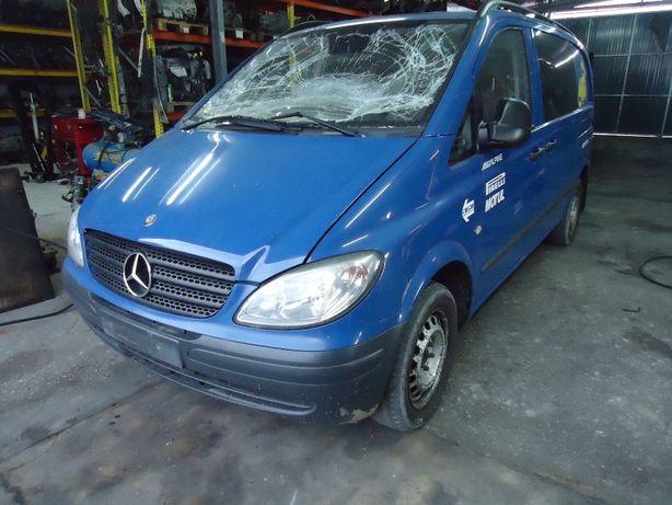 Mercedes Vito 111 CDI (646.982) de 2006 só ás peças