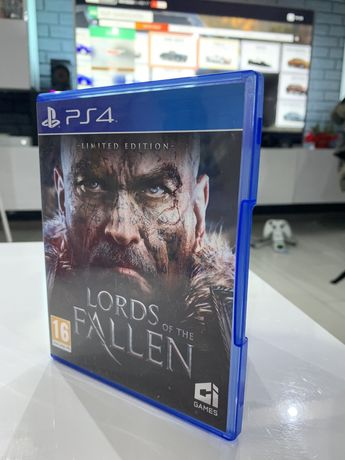 Gra PS4 Lords Of The Fallen