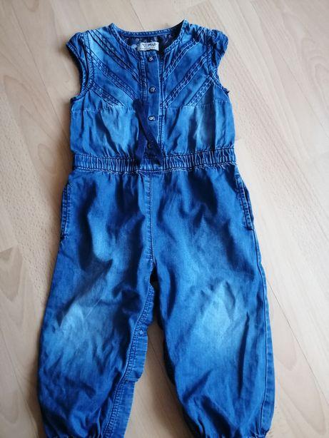 Sprzedam kombinezon Next jeansowy