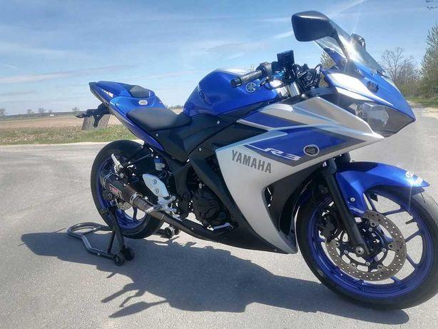 Yamaha YZF R3 ABS (Ninja 300,400 CBR 300)