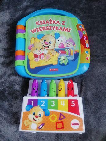 Zabawki interaktywne Fisher-Price