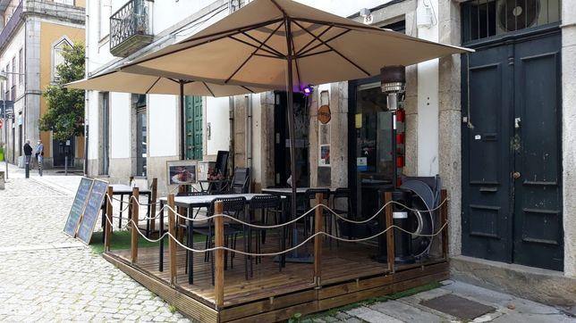 Restaurante  Trespasse em Braga (Maximinos, Sé e Cividade),Braga