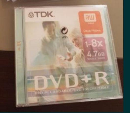Cd dvd+r Tdk