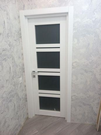 Установка дверей 650 гр