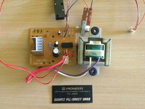 Zasilacz do gramofonu PIONEER PL-880