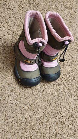 Ботинки KEEN 31 р.; стелька 19,5 см